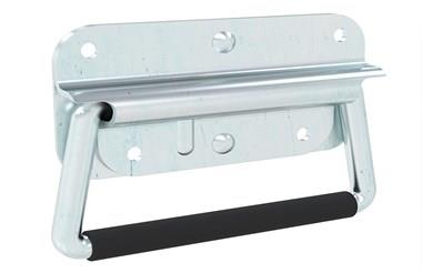 Case Fitting Handle Spring Return - Steel Zinc Plated (WDS 4213)