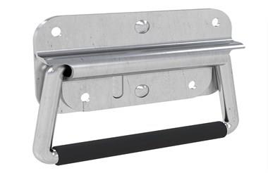 Case Fitting Handle Spring Return - Stainless Steel (WDS 4213)