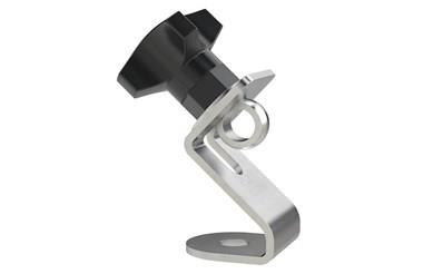 Adjustable Bracket Head for Guide Rails with Z Bracket (WDS 443)