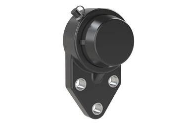 3-hole Bearing Housing with Stainless Steel Bearing and Blind Cover (WDS 444)