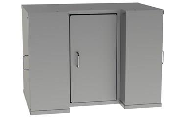 Cabinet - For use with Marlco Two Speed Presses (WDS 6505)