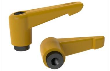 Clamping Handle Indexing - Cadmium Yellow (WDS 8188)