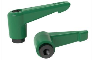Clamping Handle Indexing - Signal Green (WDS 8188)