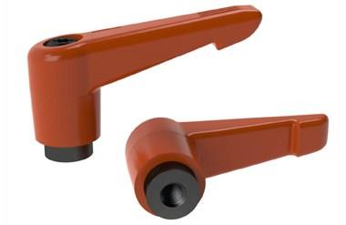 Clamping Handle Indexing - Pure Orange (WDS 8188)