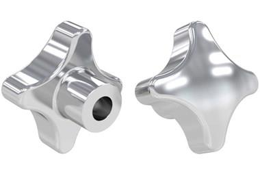 Hand Knob Reamed - 304 Stainless Steel (WDS 8205)
