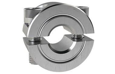 Double Split Shaft Collar - 304 Stainless Steel (WDS 827)