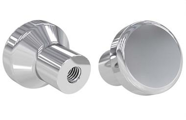Grade 316 Stainless Steel Mushroom Thumb Knob with Polished Finish (WDS 8303)