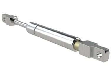 Stainless Steel Gas Springs with Clevis Eyes (WDS 850)
