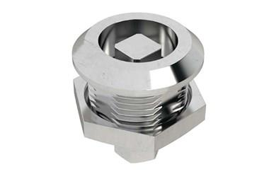 Quarter Turn - 304 Stainless Steel - Square Type (WDS 8567)