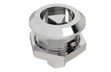 Quarter Turn - 304 Stainless Steel - Tri Type (WDS 8567)
