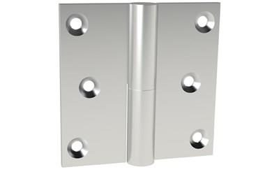 Aluminium Lift Off Butt Hinges (WDS 8602)