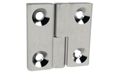 Lift Off Hinges (Detachable Hinges) - Stainless Steel (WDS 8620)