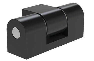 Exposed Corner Hinges - Zinc Die Cast (WDS 8639)