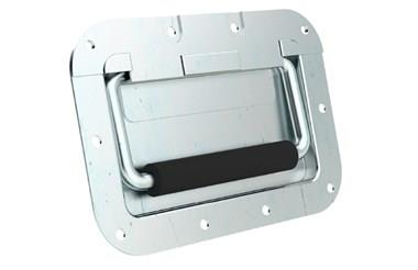 Recessed Handles - Spring Loaded Return 10 Mounting Holes (WDS 8661)