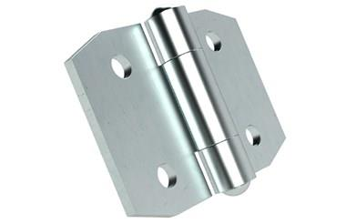 Mild Steel-Zinc Plated Surface Mounted Hinge (WDS 8673)