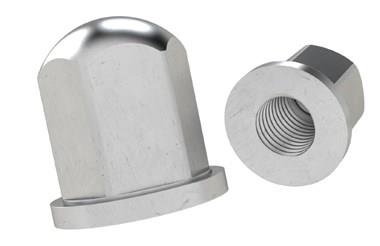 Acorn Dome Nut - 303 Stainless Steel (WDS 8915)