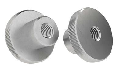 Thumb Nut - 303 Stainless Steel (WDS 8916)