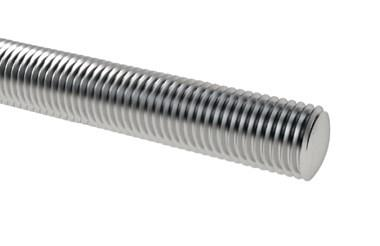 Threaded Bar Grade A2 - 303 Stainless Steel (WDS 8939)