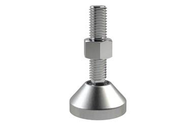 Levelling Feet (Inch) - 316 Stainless Steel (A4) with 40mm Base (WDS 977)