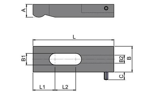 Clamp with Dowel (WDS 359)