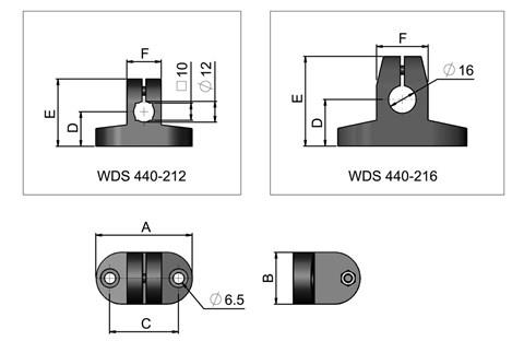 T-Clamp (WDS 440)
