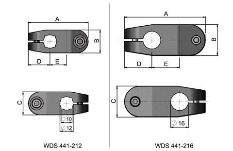 Cross Clamp (WDS 441)