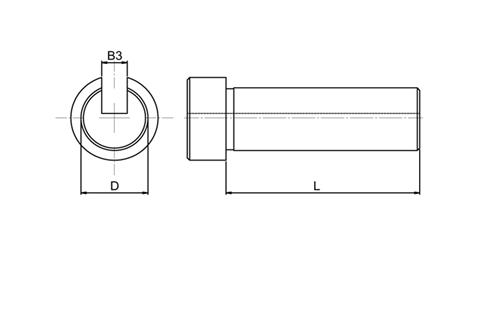 Keyway Broaching Guides - Hevicut Metric to suit H5M Broach Style (WDS 6135)