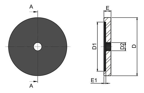 Clamping Pad (WDS 643)