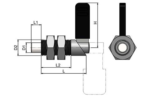 Stainless Steel Cam Action Indexing Plungers (WDS 675)