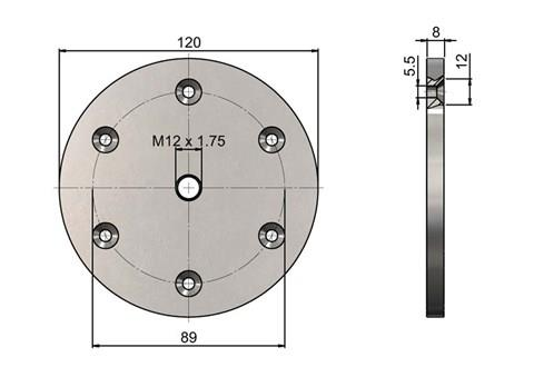 Face Plate for SF-1200M SF-1310M (SF-1276)